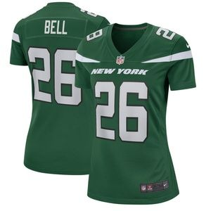 Women's New York Jets Le'Veon Bell Jersey